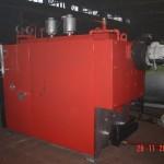 Котел паровой жаротрубный КП-600