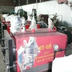 Котел паровой жаротрубный КП-100