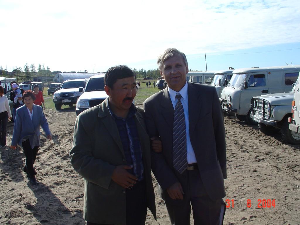Открытие котельной в Телей-Деринге Якутия