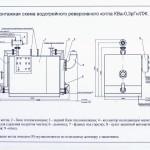 Монтажная схема КВа-0.3